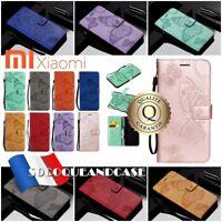 Etui coque housse Cuir PU Leather case cover XIAOMI Pocophone F1 ou Redmi 6 Pro
