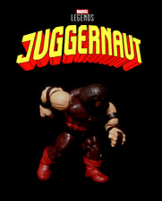 Marvel Legends X-Men Series Wave Juggernaut (Classic Comics) BAF Build A Figure