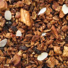 100 G. Thé aux Fruits Apfelstrudel avec Morceaux de Pommes, Mandelflakes,
