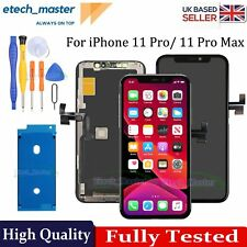 For Apple iPhone 11 Pro/11 Pro Max Replacement LCD Repair Screen Touch Digitizer