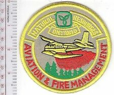 Air Attack Fire Crew Ontario Ministry Of Natural Resources Aviation Fire Mgnt kh