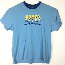 Vintage The Simpsons Homer T Shirt 2008 Size XL Groening