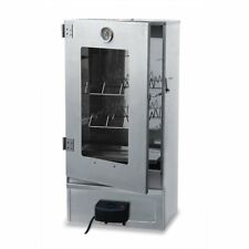 Stainless Steel, Electric Smoker, Fish Smoker, Meat Smoker, by outdoorcook.co.uk