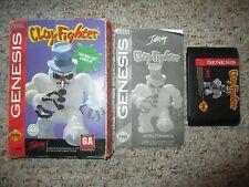 Clay Fighter (Sega Genesis, 1994) Complete FAIR