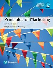 Principles of Marketing by Gary Armstrong and Philip Kotler, 17th (Global Ed.)