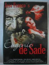 Eugenie de Sade - Erotik Thriller, Marquis de Sade, perverse sadistische Lust