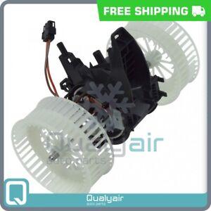 AC Blower Motor fits BMW 525i, 525xi, 528i, 528xi, 530i, 530xi, 535i, 535i... QU