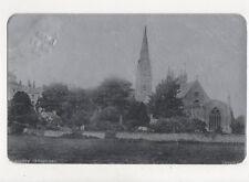 Llandaff Cathedral 1906 Alumino Postcard 724a