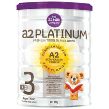 Brand New A2 Platinum Premium Stage 3 Toddler Formula Milk 900g - Purple Stock
