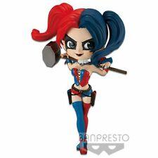 Banpresto Q Posket NEW * Special Color Harley Quinn * DC Comics Figure Authentic