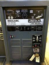 Lincoln IdealArc Tig Welder 300 / 300