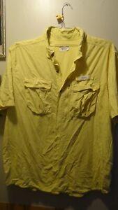 Gander Mountain Guided Series hunting fishing shirt Men's XL