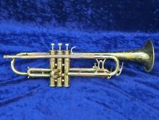 Vintage King Liberty Trumpet Ser#416870 Plays Well with Nice King Sound