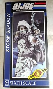 Sideshow Collectibles Exclusive Sixth Scale V2 Camo G.I. Joe 1/6 STORM SHADOW