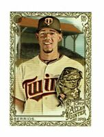 2019 Topps Allen & Ginter Gold #114 Jose Berrios Minnesota Twins