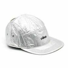 Nike Sportswear NikeLab AW84 Mars Landing Hat Cap Metallic Silver NEW Authentic