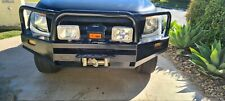 Ford ranger px1 Bullbar and winch