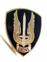 The Special Service Force ( SSF ) ,  Airborne OSONS Golden Lapel Pin