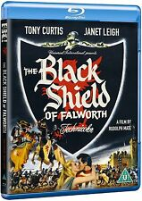 THE BLACK SHIELD OF FALWORTH - NEW BLU-RAY