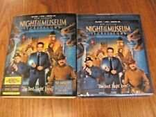 Night at the Museum: Secret of the Tomb (Blu Ray+DVD+Digital HD) New;I Ship Fast