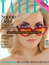 UK Tatler 4/03,Sophie Dahl,April 2003,NEW