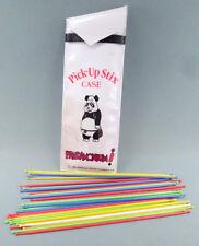 Vintage 1983 PANDAMONIUM cartoon series Pick-Up Stix game case set RARE