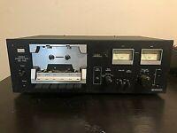 Sansui SC-1110 Stereo Cassette Deck - Parts or Repair