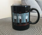 STAR TREK 40 Years Coffee Cup Mug 2013 CBS Studios Kirk/Spock/McCoy Transporter