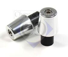 Lenkergewichte für 1-Zoll-Lenker (25,4 mm) - Smooth - verchromt