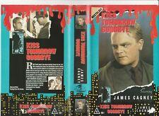 KISS TOMORROW GOODBYE JAMES CAGNEY WARD BOND JOHN LITEL  RARE PAL VHS VIDEO