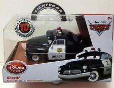 Disney Sheriff Die Cast Car Vehicle 10 Anniversary