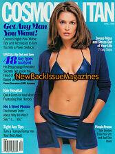 Cosmopolitan 4/98,Cindy Crawford,April 1998,NEW