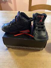 Bebé Nike Air Jordan 1991 Vintage UK 4