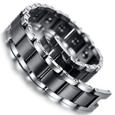 fd866504665aa Tungsten Magnetic Fashion Bracelets | eBay