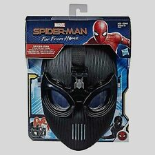 Spider-Man Marvel Far from Home Stealth Suit Mask Roleplay Super Hero Halloween