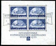 ÖSTERREICH 1922-1938 FANTASTISCHE ** + GESTEMPELTE SAMMLUNG +ATTEST(X2625d