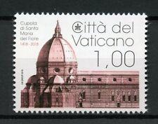 Vatican City 2018 MNH Santa Maria del Fiore Dome 600th Anniv 1v Set Stamps