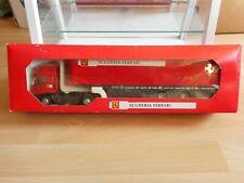 """Old Cars Iveco Cursor """"scuderia Ferrari"""" in Red on 1:43 in Box"""