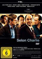 SELON CHARLIE   DVD NEW+  JEAN-PIERRE BACRI/MINNA HAAPKYLA/VINCENT LINDON/+