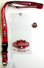 2015 MLB ALL-STAR GAME Ticket Holder/Lanyard/Lapel Pin 3 Piece Combo