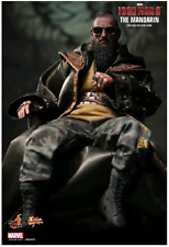 MARVEL HOT TOYS IRONMAN THE MANDARIN 1:6 SCALE ACTION FIGURE HOTMMS211