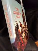 The American West : Legendary Artists of the Frontier by Hedgpeth & Stewart 1986