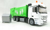 Siku 2938 - Mercedes Benz Actros Faun Refuse Lorry Garbage Truck - Scale 1:50