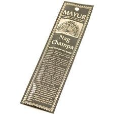 Mayur 'Nag Champa' Incense Sticks - Insence! (W82)
