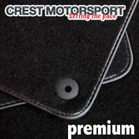 AUDI A3 (8L) 1996-2002 PREMIUM Tailored Black Car Floor Mats