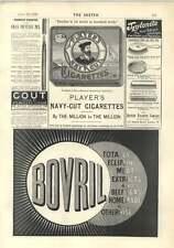 1894 Ocean accidente Garantía Corporation Bovril eclipsa a todo