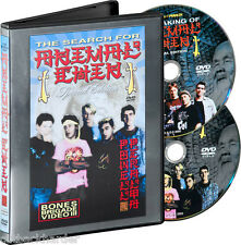 POWELL Peralta ANIMAL CHIN Skateboard Special Edition 2 disc DVD Set NEW