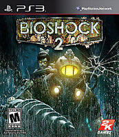 BIOSHOCK 2 BRAND NEW IN FACTORY WRAP PS3 (2K GAMES)