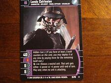 Star Wars TCG ROTJ Lando Calrissian (H)