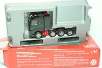 Herpa 304788-002  Volvo FH 16 Gl. Schwerlast-Zugmaschine, schwarz